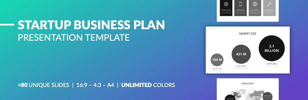 Best Startup Business Plan PowerPoint Presentation Template