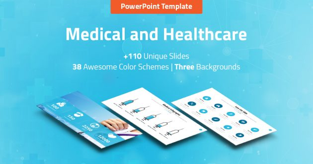 Medical and Healthcare PowerPoint Pitch Deck