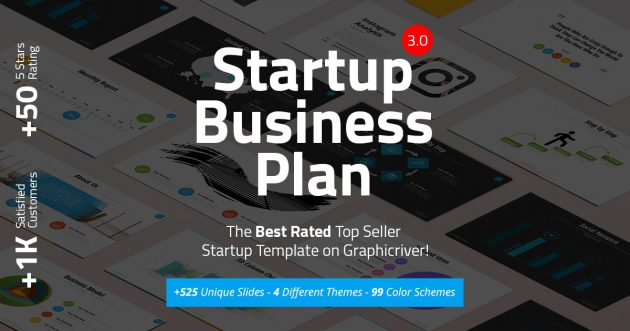 Startup Business Plan PPT Pitch Deck