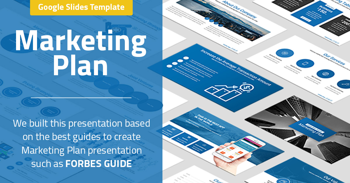 Marketing Plan Google Slides Presentation Template