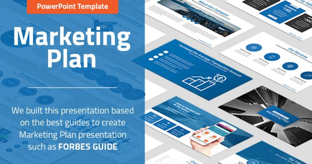 Marketing Plan PowerPoint Presentation Template