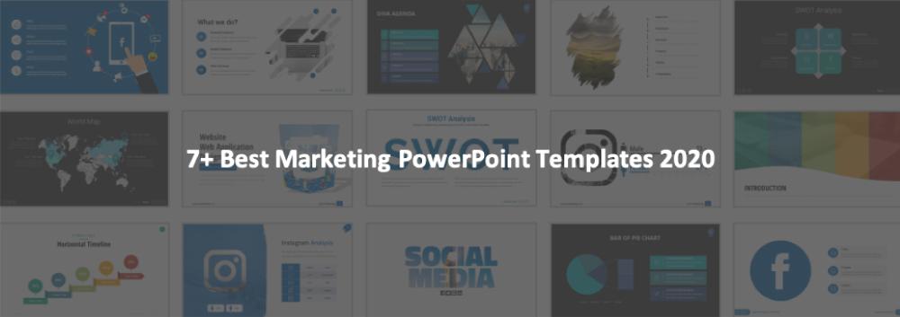 7 Best Marketing PowerPoint Presentation Templates 2020